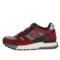 Lotto Leggenda sneakers uomo rosso