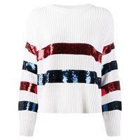 PHILOSOPHY DI LORENZO SERAFINI maglione con paillettes