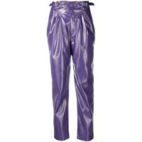 ROTATE pantaloni crop donna