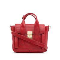 3.1 Phillip Lim borsa a tracolla pashli - rosso