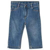 Jacadi - carlos jeans blu - bambino - 12 mesi - blu