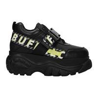 Buffalo sneakers donna pelle nero 39