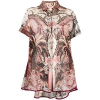 F.R.S For Restless Sleepers camicia con stampa - rosso
