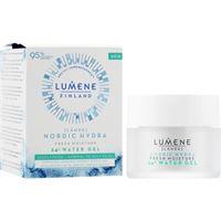 Lumene gel viso idratante - Lumene nordic hydra fresh moisture 24h water gel 50 ml