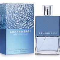 Armand Basi leau pour homme - eau de toilette 75 ml