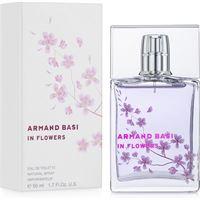 Armand Basi in flowers - eau de toilette 50 ml