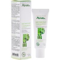 Melvita fluido viso opacizzante - Melvita nectar pur fluide hydratant matifiant 40 ml