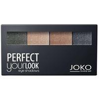 Joko ombretto quattro colori - Joko perfect your look quattro eye shadows new 401 creamy