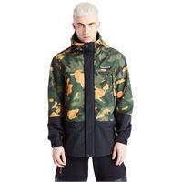 Timberland giacca da uomo archive mountain trail in verde verde, size l