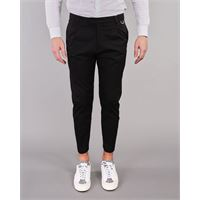 LOW BRAND pantalone in cotone con pences low brand