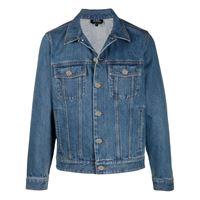 A.P.C. giacca denim - blu