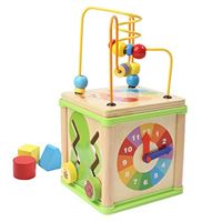 Andreu Toys tb15413 craft trike goge 5-in-1 activity cube, 15.5 x 15.5 x 16 cm