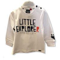 T shirt girocollo aspen polo club per bambini e ragazzi 6 mesi | 24 mesi