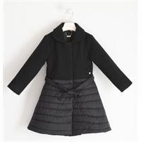 Ragazza 8 | 16 anni giubbotto imbottito tessuto termico 01470 per ragazza teenager sarabanda autunno inverno |abbigliamento autunnale | invernale