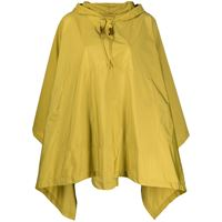 Mackintosh mantella alness con cappuccio - giallo
