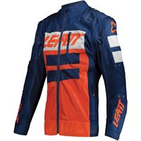 Leatt giacca enduro moto 4.5 x-flow