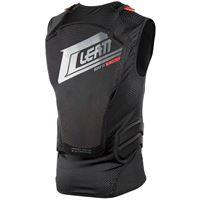 Leatt gilet paraschiena senza manica back protector 3df