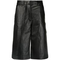 ANINE BING shorts nora - nero