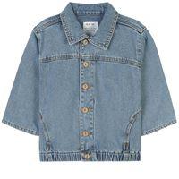 Play Up - giacca denim blu - bambino - 18 mesi - blu