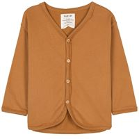 Play Up - jersey cardigan bicho - bambino - 12 mesi - beige