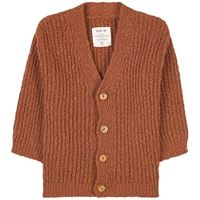 Play Up - knitted cardigan anise - bambino - 12 mesi - arancione