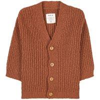 Play Up - knitted cardigan anise - bambino - 18 mesi - arancione