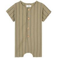 Play Up - stripe woven tutina joão - bambino - 12 mesi - verde