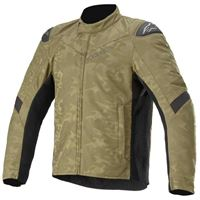 Alpinestars t-sp-5 rideknit xxxl military green camo / black