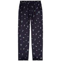 Designers Remix Girls - emme paisley print pantaloni navy - bambina - 10 anni - blu