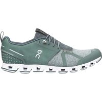 ON Running scarpe cloud terry uomo verde
