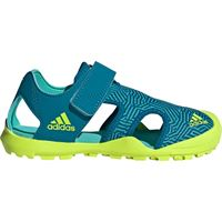 adidas Terrex sandali captain toey bambino verde