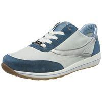 ARA osaka, scarpe da ginnastica donna, capri/nebbia/silber/sky, 38 eu wide