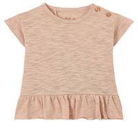 Play Up - flamé jersey top egg - bambina - 6 mesi - rosa