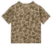 Play Up - printed jersey t-shirt joão - bambino - 3 anni - verde