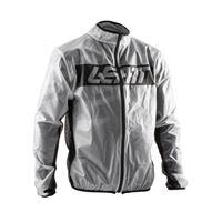 LEATT giacca antipioggia racecover translucent - LEATT
