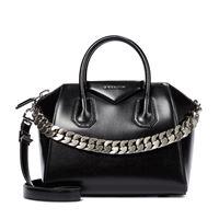 Givenchy borsa antigona chain small in pelle