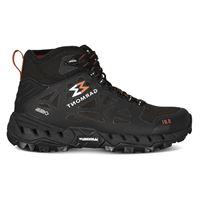 Garmont scarponi trekking 9.81 n air g 2.0 mid goretex eu 36 black / red