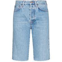 Made in Tomboy shorts denim victoria - blu