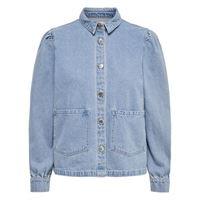Only rizz ls mb shirt dnm jacket york light giacca donna