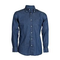 Sky T-Shirt camicia jeans button down