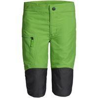 Vaude pantaloncini caprea antimos bambino verde