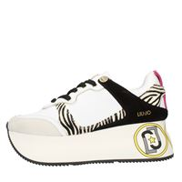 Liu Jo sneakers alte donna bianco