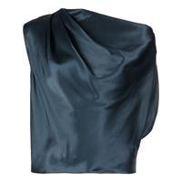 Michelle Mason blusa asimmetrica