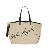 "PALM ANGELS borsa shopping ""cabas"""