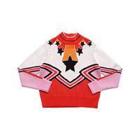 STELLA MCCARTNEY KIDS maglia in misto cotone
