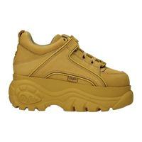 Buffalo sneakers donna camoscio beige polline 40