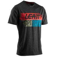 Leatt - t-shirt Leatt core blu