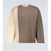 Maison Margiela pullover in lana