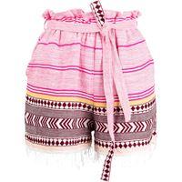 lemlem shorts con stampa neela - rosa