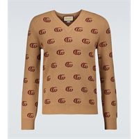 Gucci pullover in lana double g